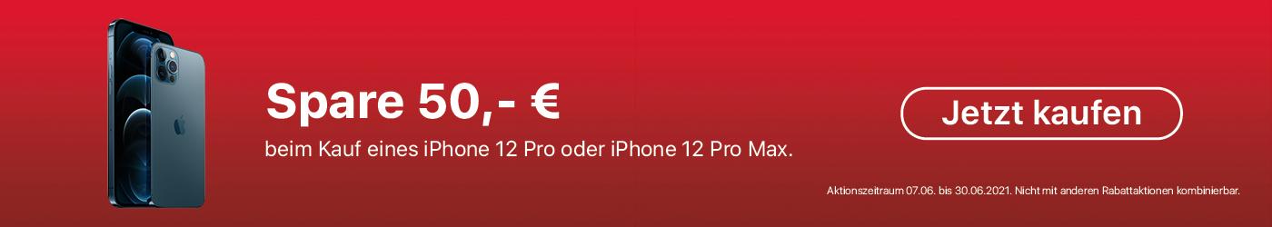 Jetzt 50,- € sparen!