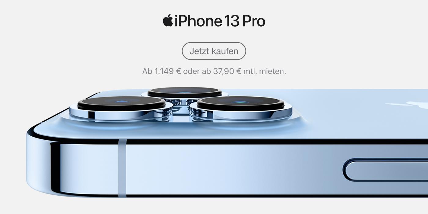 iPhone 13 Pro/13 Pro Max