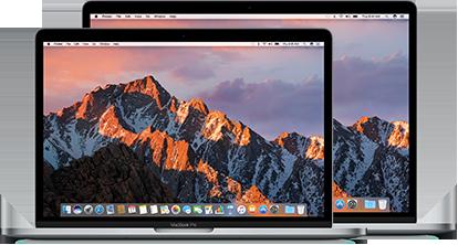MacBook Pro mit TouchBar und TouchID